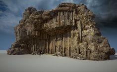 ArtStation - Basalt Tests, Boyd McKenzie:
