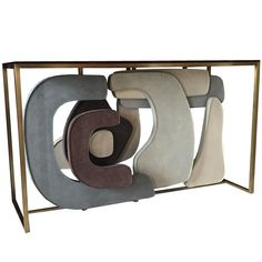 Arpp Console Table by Irène Gant 1
