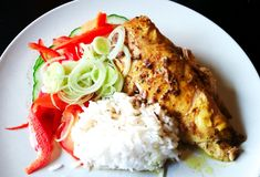 Crockpot- Persisk kyckling med kanel, kardemumma och koriander – Lindas mathörna