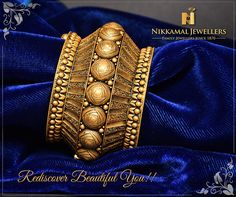 Rediscover Beautiful You with Artisana Piece of Jewellery!! Buy these & many other Royal Pieces at Nikkamal Jewellers, Ludhiana & Jalandhar Showrooms!