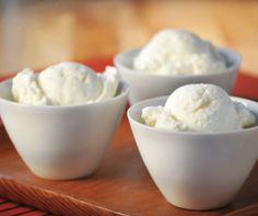 Thickened Ice Cream with Simply Thick