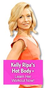 Kelly Ripa Abs: TV Host's Trainer Shares Her Workout - Us Weekly