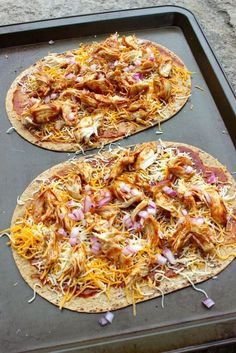 We #FlatoutLove Nutrition Expert Mitzi Dulan. Below is her BBQ Chicken Flatout Pizza using our NEW ProteinUP wraps. Enjoy and #GetDownWithProteinUP!