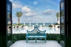 John's Island beach club wedding | Vero beach Florida | Pink and Gray Wedding | Beachside wedding