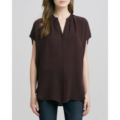 Pretty little Vince top...gently used and such a deal...