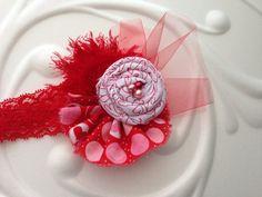 The Cupid Sent Headband or Hair Clip on Etsy, $13.99
