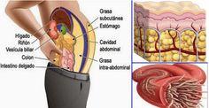 Exitosa receta de 2 ingredientes para vaciar los depósitos de grasa y parásitos de tu cuerpo! increíble pero cierto