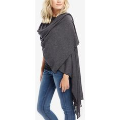 Motherhood Maternity Nursing Scarf ($15) ❤ liked on Polyvore featuring accessories, scarves, grey, gray scarves, motherhood maternity, gray shawl, grey shawl and grey scarves