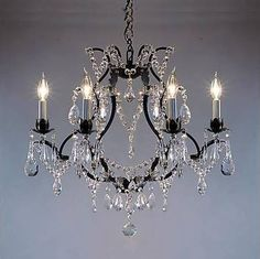 WROUGHT IRON CHANDELIER #wroughtironchandelier #wroughtironchandeliers