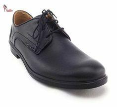 Jomos Classic 206204 23, Chaussures à lacets homme - Noir - V.3, 44 EU