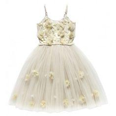 Super Cute Tutu Du Monde Flower Girl Dresses Tutu Du Monde -- Giselle Tutu - Daffodil – The Knot
