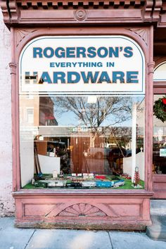 rogerson hardware  ny  images | Rogerson's Hardware in Hudson, N.Y., has been in business since 1832.