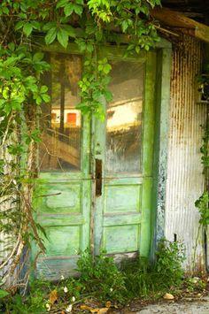 Old doors. by Island Amiga, via Flickr