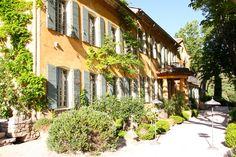 Domaine de la Baume, Provence, France.