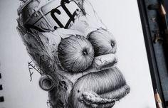 """Distroy"" by Pez"