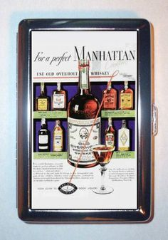 For the perfect Manhattan!