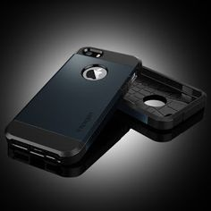 Toko Aksesories Gadget: hardcase case spigen slim armor for iphone 5, 5G, ...