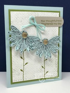Stampin' Up!, BJ Peters, Daisy Delight, Daisy Punch