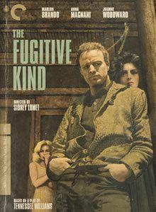 The Fugitive Kind (1960). Starring: Marlon Brando, Anna Magnani, Joanne Woodward and Maureen Stapleton