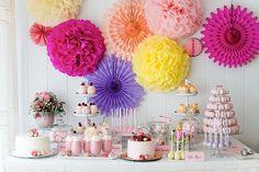 Hochzeitstorten und Candybar