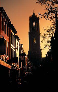 Utrecht, the Dom Tower