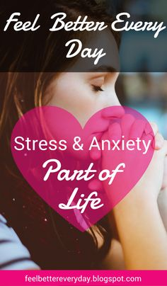 Stress and anxiety are part of life. Here are ways to combat both for more healthy living in Healthy Lifestyle Tips, Healthy Living Tips, Anxiety Relief, Stress And Anxiety, Have Good Day, Fibromyalgia Pain, Relaxation Meditation, Healthy Aging, Health And Wellness