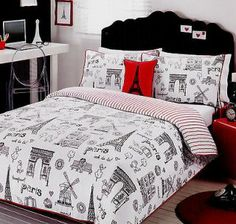 paris france bedspreads | PopScreen - Video Search, Bookmarking and Discovery Engine