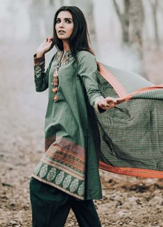 Khaadi Winter 3pc - Order Now