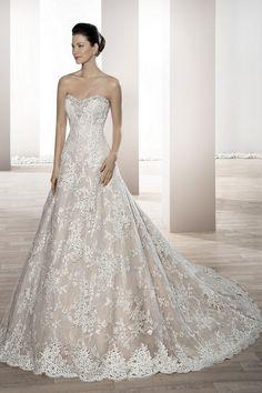 Νυφικά Φορέματα Demetrios Collection - Style 674