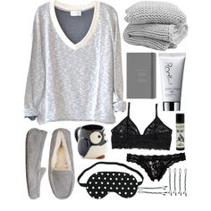 """Night Time"" by emmy on Polyvore"