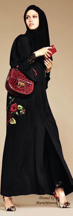 Dolce&Gabbana -Marie Mimran