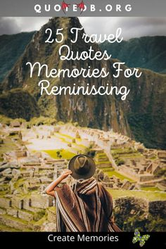 25 Travel Quotes Memories For Reminiscing - Quotes travel memories. -  25 Travel Quotes Memories For Reminiscing: Travel quotes memories are one of the ways you enjoy the time spent on the journey long after it has passed into eternity. #travelquoteswanderlust #travelquotes #travelquotesmemories  Source by databasequotes  -<br> Adventure Quotes, Adventure Travel, Reminiscing Quotes, Travelling Essay, Citation Souvenir, Memories Quotes, Travel Memories, Travel Aesthetic, Travel Images