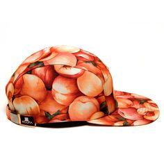 MOUPIA Peaches 5 Panel Hat