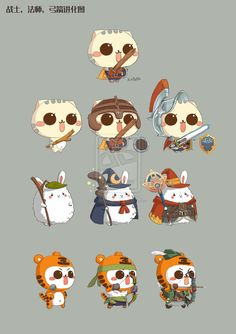Characters demo by on deviantart art reference в 2 Character Design Sketches, Game Character Design, Character Creation, Character Design Inspiration, Character Illustration, Character Concept, Game Design, Character Art, Chibi Characters