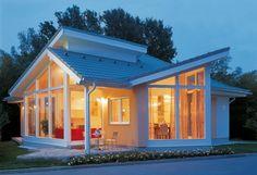 Casa passiva: la casa che si scalda da sola