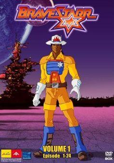 Bravestar - 80s cartoons