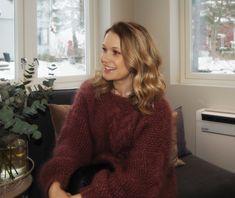 Et strikkeprosjekt til jul? Turtle Neck, Knitting, Sweaters, Fashion, Blogging, Moda, Tricot, Breien, Pullover