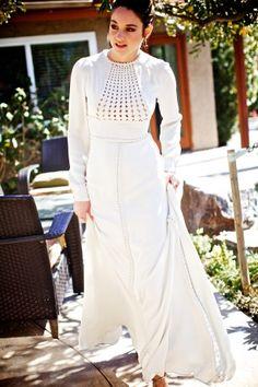 shailene woodley's Oscar 2012 dress