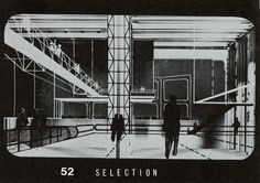 Fun Palace, Cedric Price, 1961