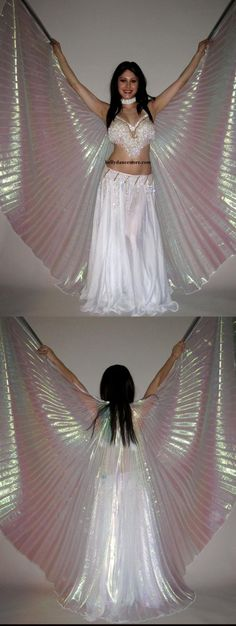 Iridescent Wings (1205)