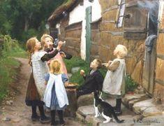 title unknown Hans Andersen Brendekilde 1857-1942 Danish