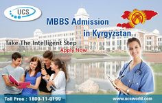 #MBBS #Admission in #kyrgyzstan!! #UCSWorld Offer composite personality #development programs to boosting the prospective of personal #learners, in order to data available their #MBBS #MD MS #Course of accomplishment and possess efficiency into their endeavors. See more @ http://ucsworld.com/mbbs-admission-study-in-kyrgyzstan/  #AdmissionInMBBS #MBBSAdmissions