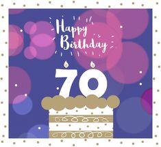 70 birthday A cute happy birthday to a wonderful 70 year old! Happy Birthday Wishes Song, Happy Birthday Wishes For A Friend, Happy Birthday Video, Happy Birthday Sister, Happy Birthday Quotes, Happy Birthday Greetings, 70th Birthday Images, 70th Birthday Gifts, 70 Birthday