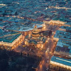 Фото: Михаил Зефиров Aerial Photography, Travel Photography, World Largest Country, City From Above, Russian Architecture, St Petersburg Russia, Interesting Buildings, Largest Countries, Night City