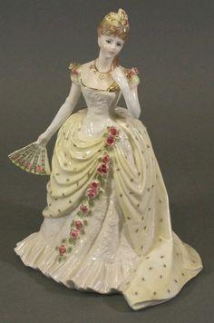 Royal Doulton Porcelain (Stoke-on-Trent, England) — (509x768)