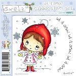 Swalk Winter EZMount Stamp Set - Let it Snow