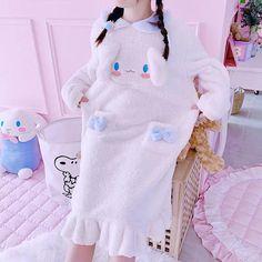Cute Fashion, Fashion Outfits, Bath Robes For Women, Cute Sleepwear, Womens Pyjama Sets, Lolita, Kawaii Clothes, Kawaii Dress, Home Outfit