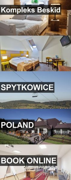 Hotel Kompleks Beskid in Spytkowice, Poland. For more information, photos, reviews and best prices please follow the link. #Poland #Spytkowice #travel #vacation #hotel