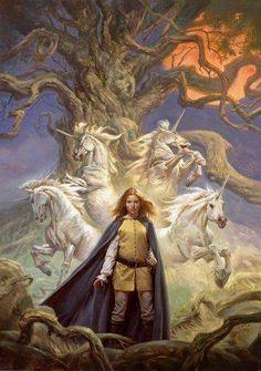 The Unicorn Chronicles Book 3 artwork