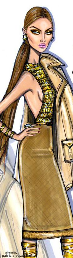 Born to Shine by Hayden Williams from my board https://www.pinterest.com/ShalikaN/chic-fashion-illustration/
